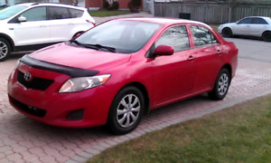 2010 TOYOTA COROLLA CE,NO E MAIL OR TEXT,