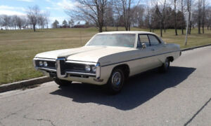 '68 Pontiac Catalina  $6500 or Swap/Trade