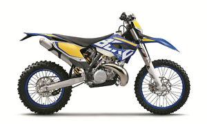 Looking for 2013-2014 Husaberg TE 250