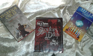 Solitary Witch Book of Shadows - Warrior Cults - Spells Charms