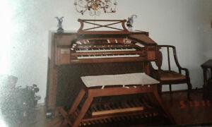 Orgue Baldwin organ