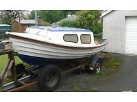 boat for sale offer invited