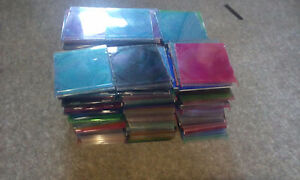 Emply CD cases