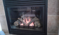 Fireplace repair, Fireplace cleaning, Fireplace service, replace
