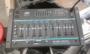 peavey cd mix 9072a