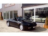1996 Alfa Romeo gtv Spider 16v T. Spark ** GENUINE UK CAR WITH ONLY 19K MILES **