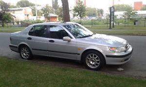 2000 Saab turbo 9-5 Sedan