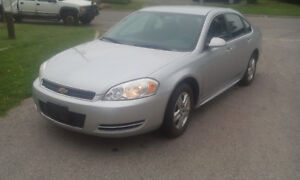 2011 Chevrolet Impala Certified only 137kms