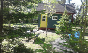 FROM $68/nt SEMI OFF GRID TINY HOUSE VACATION~TATAMAGOUCHE NS