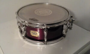 Snare YAMAHA YD Peaux Neuves (Drum, batterie, Cymbale, cymbal)