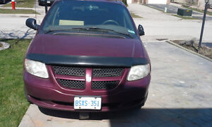 2003 Dodge Grand Caravan (willing to sell for parts if needed)