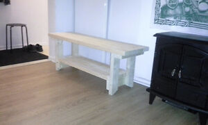 Coffee tables / benches
