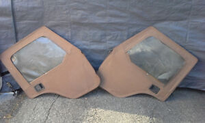 Jeep CJ doors