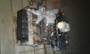 VW JETTA ENGINE BLOCK