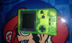 Game Boy Pocket - Extreme Green - Nintendo Handheld