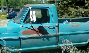 69 ford truck