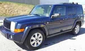 **2006 JEEP COMMANDER LIMITED 4x4!!NEED GONE ASAP! **