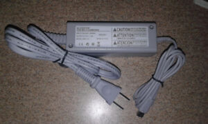 Wii u game pad charger