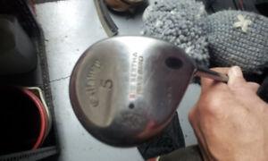 Calloway War Bird 5 driver golf club