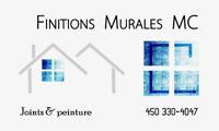 Peintres et Plâtriers - # Finitions Murales MC - Drummondville