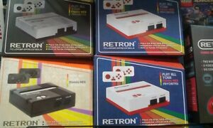 Nes console 2 manettes+1 cartridge 150 in 1=$59.99 tax incl.