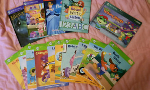 Leap reader books