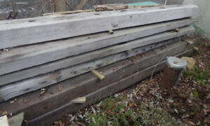 reclaimed redwood 50 year outdoor rated