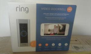 NEW DOORBELL CAMERA BY RING
