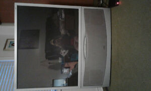 52 inch RCA. Projection T.V