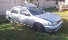 1996 Nissan Pulsar Sedan Hectorville Campbelltown Area Preview