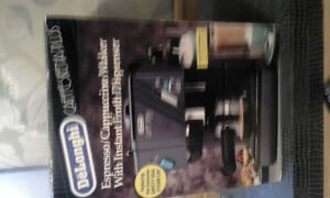 For sale brand new expresso maker