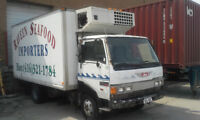 1996 Hino FB1715