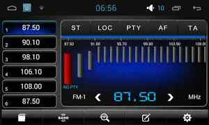 Android Car Stereo Touchscreen 2DIN size WIFI Peterborough Peterborough Area image 2
