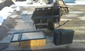NEW AIR FILTER & BOX for 2011-2016 FORD SUPERDUTY 6.7 L DIESEL