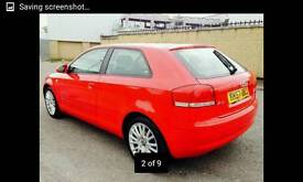 AUDI A3 AUTO SPORTS DIESEL FULL SERVICE HISTORY