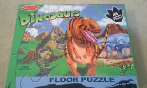 Melissa and Doug Large Floor Puzzles Strathcona County Edmonton Area image 1