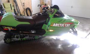 2002 Arctic Cat Zr800