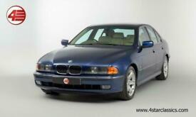image for BMW E39 540i 4.4 V8 Auto 1998 /// 64k Miles
