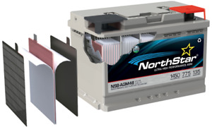 We sell Northstar AGM Batteries!