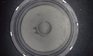 "Sheffield 1230 Turbo 12"" Speaker"