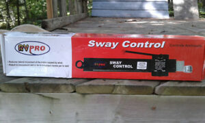 Sway Control Bar for RV Trailer