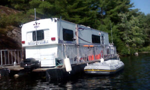 House Boat For Rent--Severn River Area