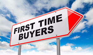 ATTENTION FIRST TIME BUYERS!