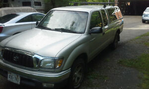 2001 Toyota Tacoma - Cottage Cruiser - As is - Easy Project