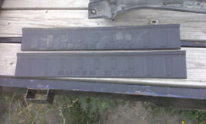NEW SILL PLATE COVERS KICK PANELS 11-16 FORD F250 f350 f450 f550 Peterborough Peterborough Area image 7