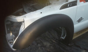 NEW FORD F550 F450 FRONT FENDERS FIT 2011-2016
