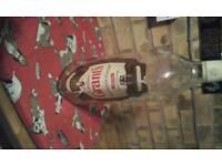 Grants 4.50 litre whisky bottle.