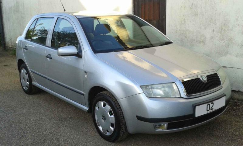 2002 skoda fabia 1 4 comfort petrol 5 door hatchback in wallingford oxfordshire gumtree. Black Bedroom Furniture Sets. Home Design Ideas