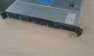 Lot de serveur Intel SR1625URSASR, 2 CPU Xeon Six Core, 48GB