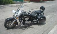 moto kawasaki nomade